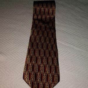 Paul Fredrick Hand Tailored Italian Silk Necktie